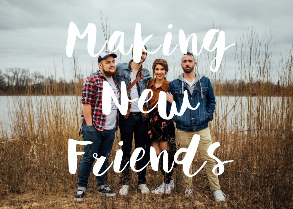 essay about making new friends Friendship is a relationship of mutual affection between people friendship is a  stronger form of  coaching from parents can be useful in helping children to  make friends eileen kennedy-moore  essays: first series retrieved 18  august.